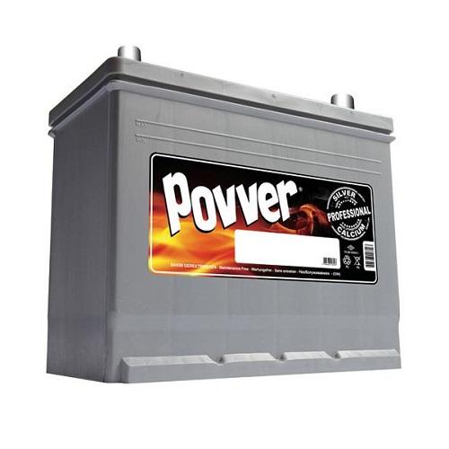 Аккумулятор POVVER SERIE 3  ASIA  6CT- 80 (о.п.)