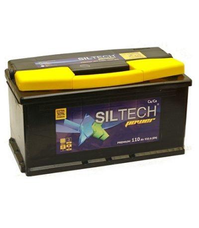 Аккумулятор SILTECH 6СТ- 110 VL (п.п)