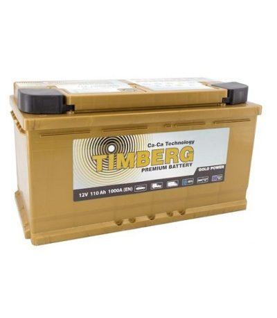 Аккумулятор Timberg Gold Power  6СТ- 110 VRLA (о.п.)