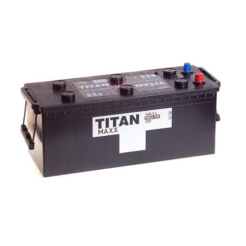 Аккумулятор TITAN MAXX 6СТ-140