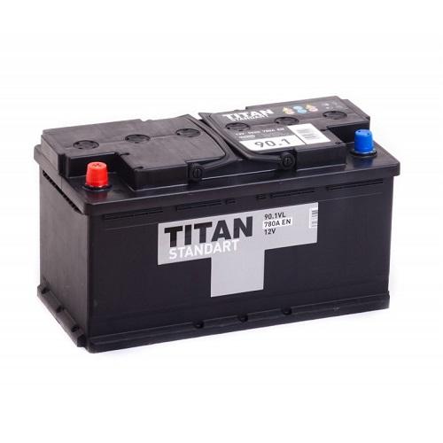 Аккумулятор Титан Standart 6СТ-90L