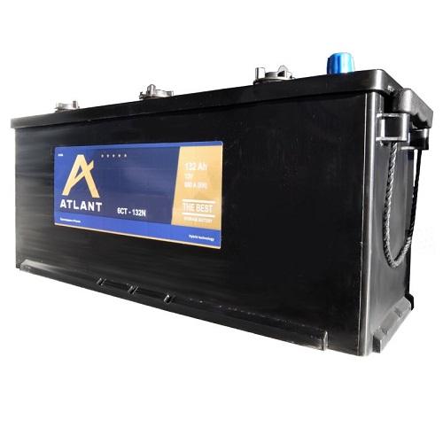 Аккумулятор ATLANT 6СТ- 132 ач рос.