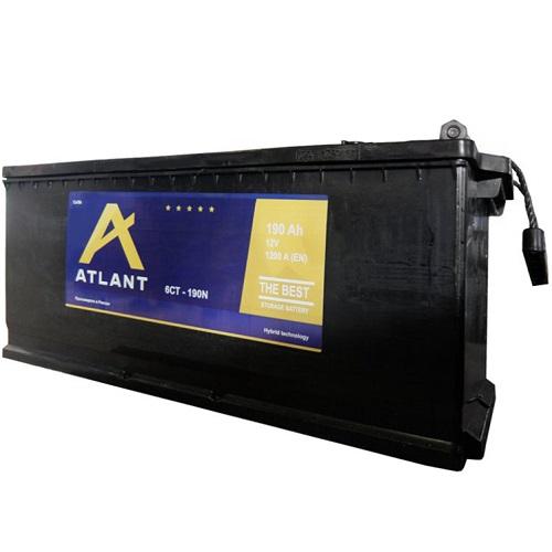Аккумулятор ATLANT 6СТ-190 N