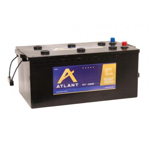Аккумулятор ATLANT 6СТ-225 N