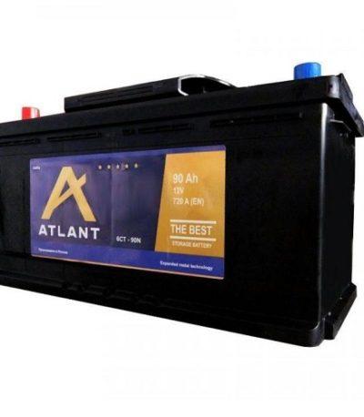 Аккумулятор ATLANT 6СТ- 90 N