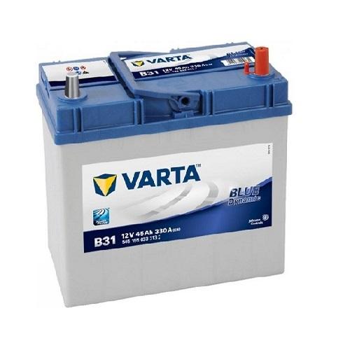 Аккумулятор Varta BD 6CT-45 R (B31) тонк. кл. (о.п.) яп.ст.
