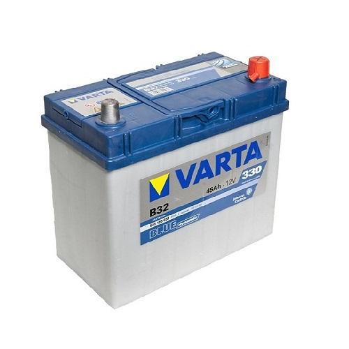 Аккумулятор Varta BD 6CT- 45 ач (B32) толст. кл. (о.п.) яп.ст.