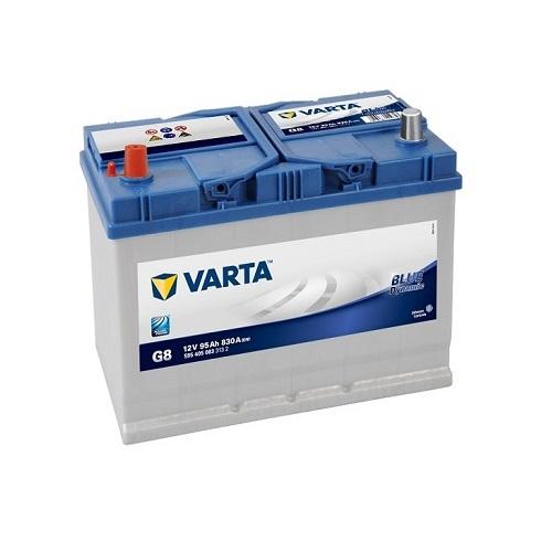 Аккумулятор Varta BD 6CT- 95 ач (G8) (п.п.)  ниж.креп. яп.ст.