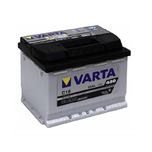 Аккумулятор Varta BlackDynamic 6CT-56 (C15) (п.п.)