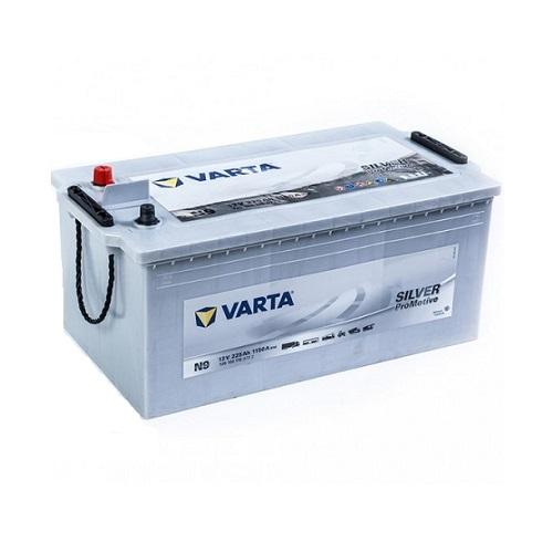Аккумулятор Varta Promotive Silver 6CT- 225 ач (N9) евро
