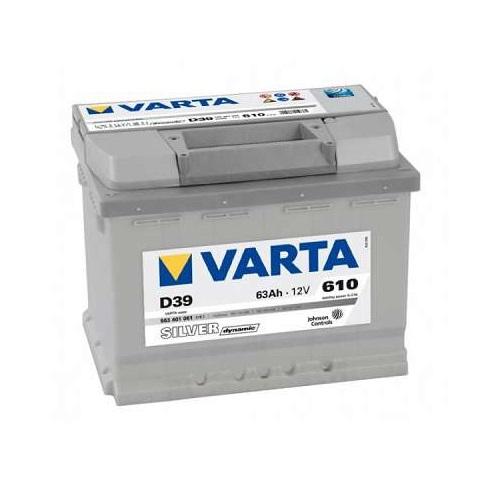 Аккумулятор Varta SD 6CT-63 (D39) (п.п.)