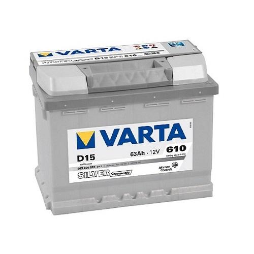 Аккумулятор Varta SD 6CT- 63 ач (D15) (о.п.)