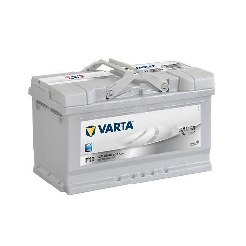 Аккумулятор Varta SD 6CT- 85 ач (F18) низ. (о.п.)